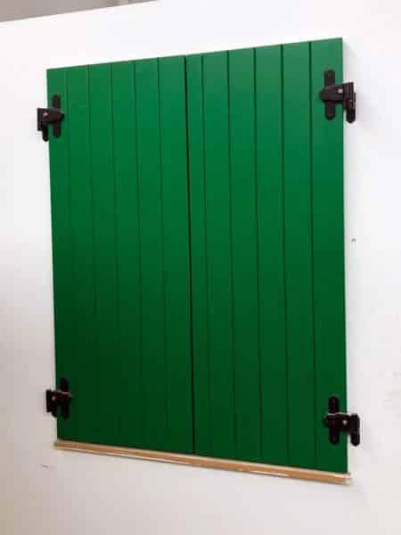 Scuri in legno mantova viadana produzione installazione for Prezzi serramenti